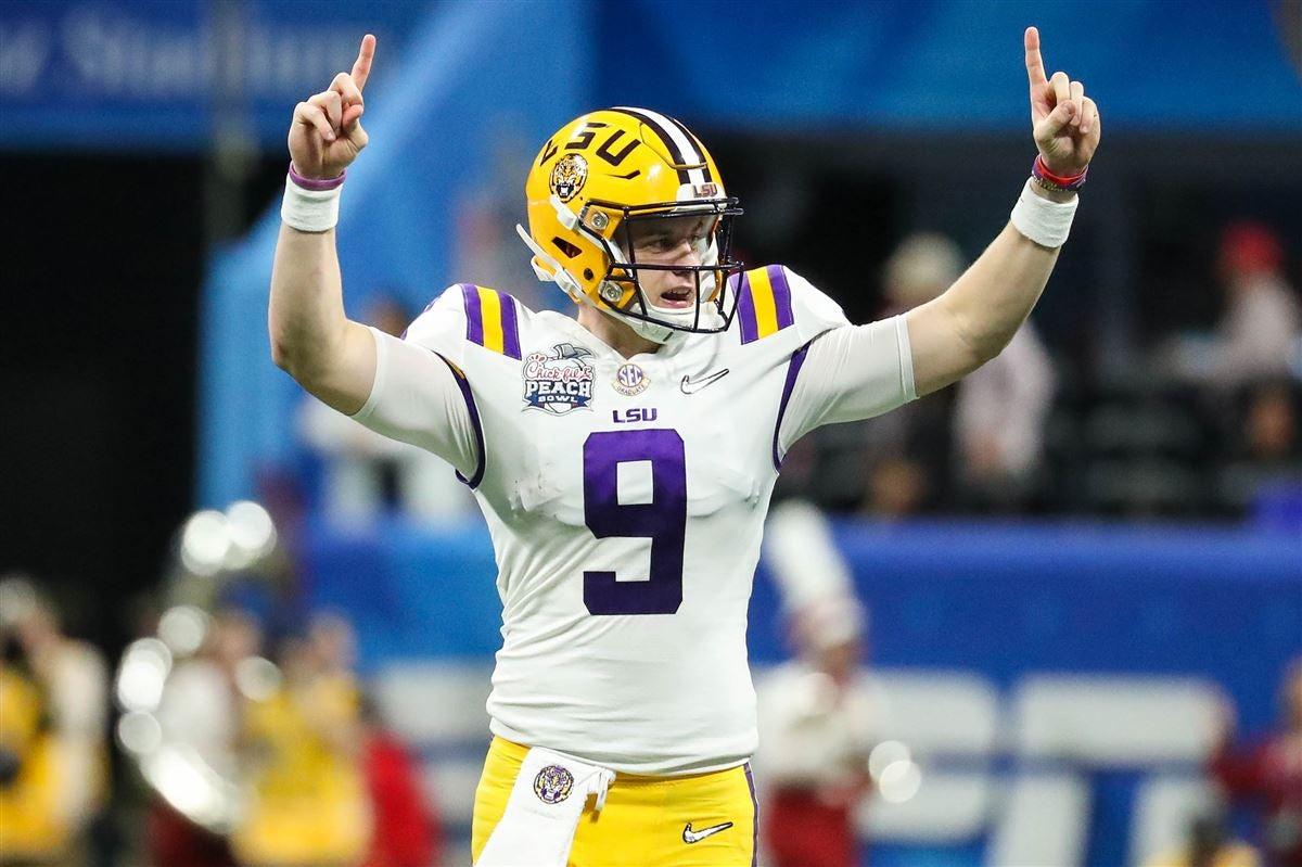 Todd McShay: Joe Burrow the 'toughest SOB' in college football