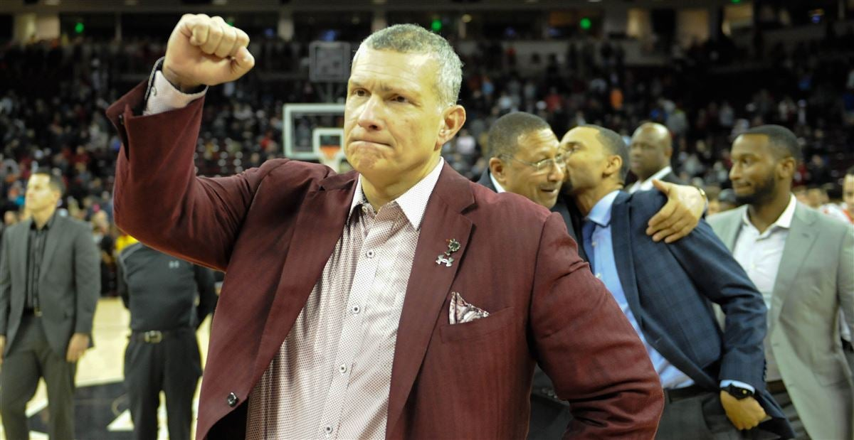 Martin: Non-conference schedule has 'great balance'