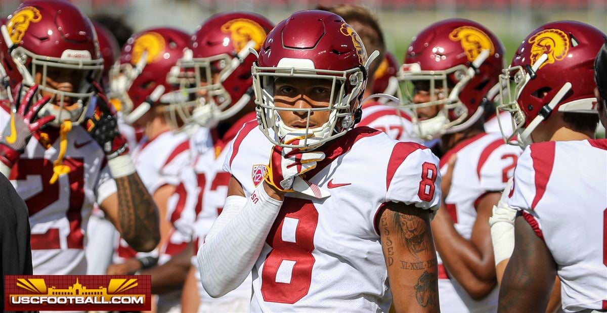 USC football's projected depth chart post-fall camp
