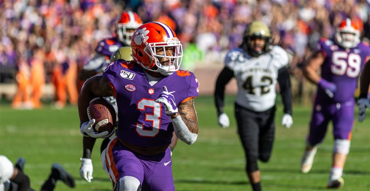 Thoughts On Clemson S 2020 Football Schedule