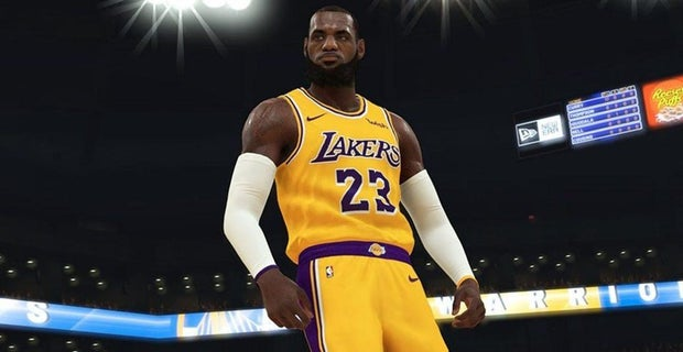 68821e8beb2 WATCH: 'NBA 2K19' releases first gameplay trailer with LeBron