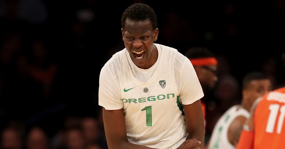 Bol Bol voted 'biggest NBA draft steal' by fellow rookies
