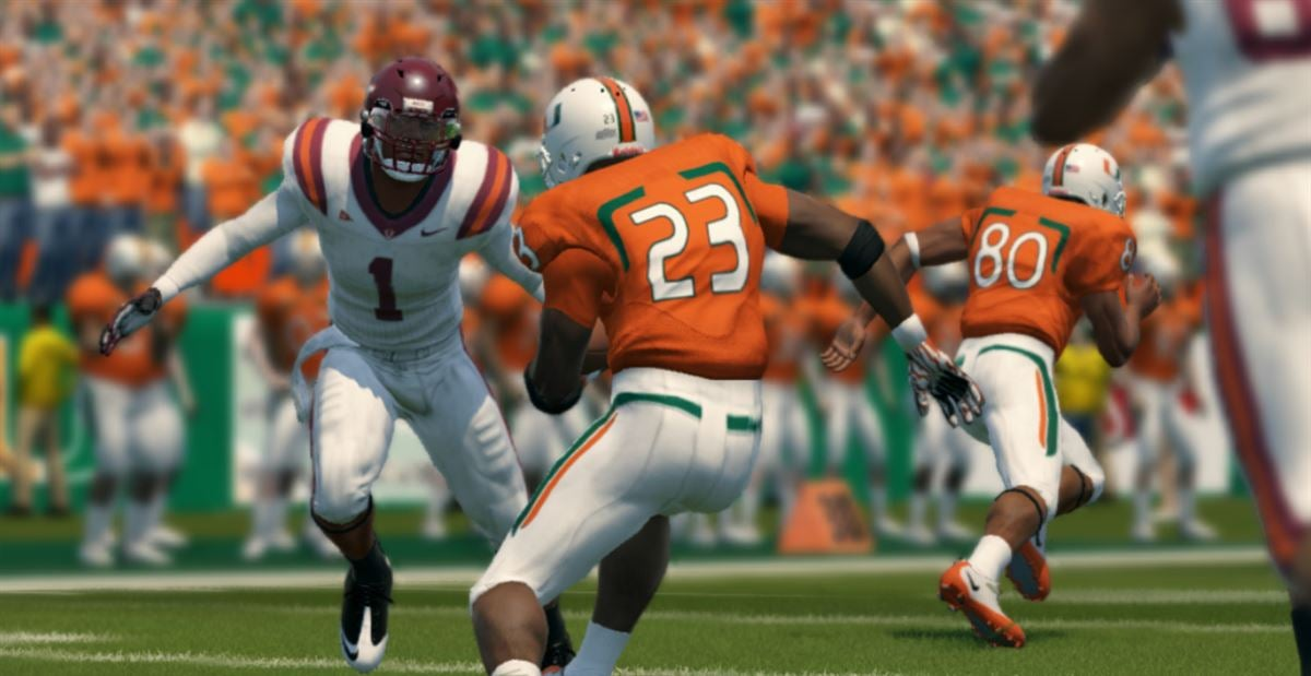 A return of NCAA Football? EA Sports would be 'very interested'