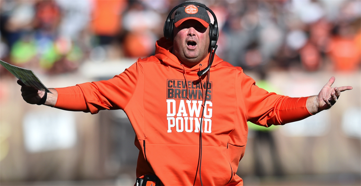 Report: Browns Management Supports Freddie Kitchens