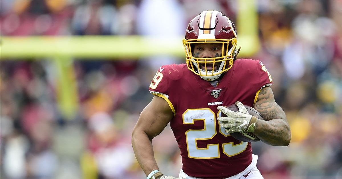 Derrius Guice: Too early to count me out