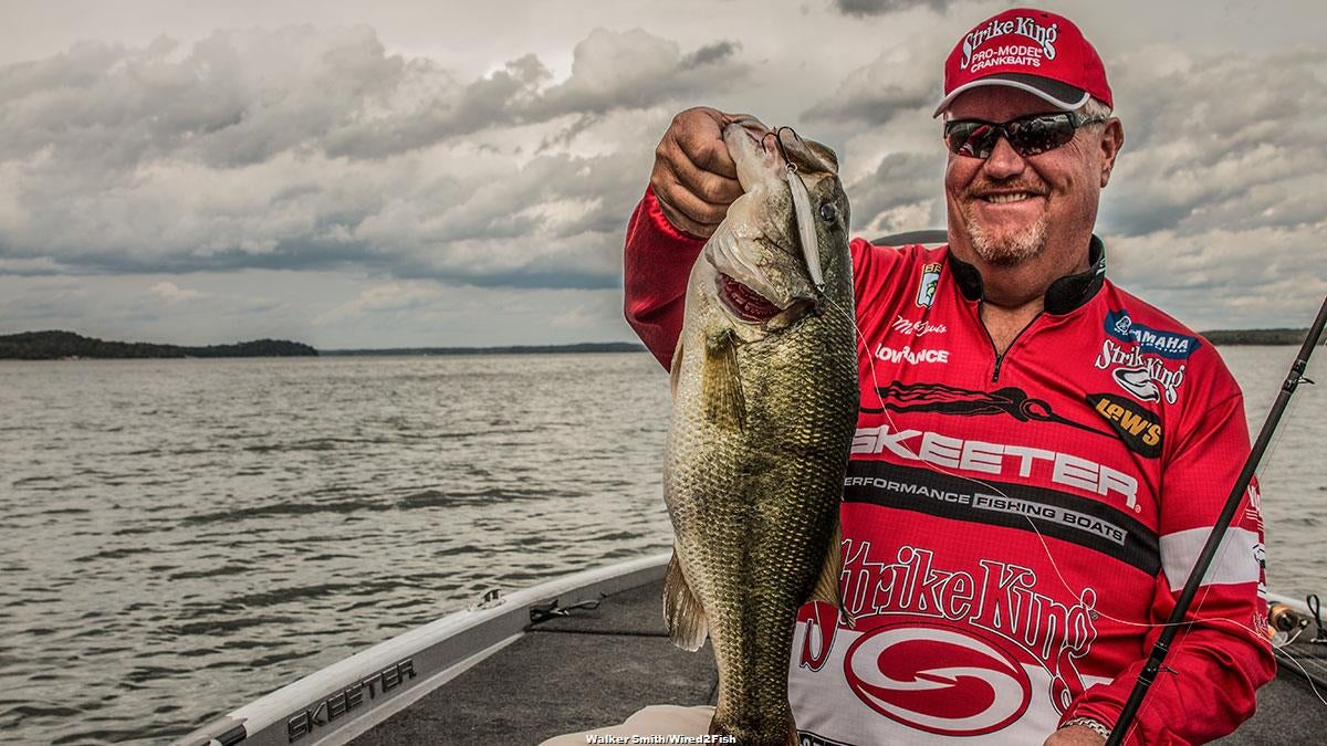 Catch Early Prespawn Bass with Flutter Spoons