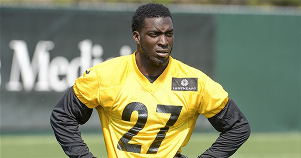Senquez Golson, Steelers 2017 OTAs, Steelers 2017 Secondary, Senquez Golson injury