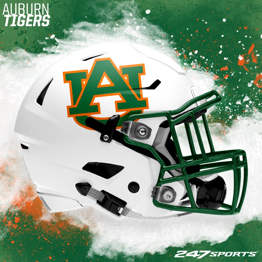 fa0d9cdad0d St. Patrick's Day helmet concepts for college football