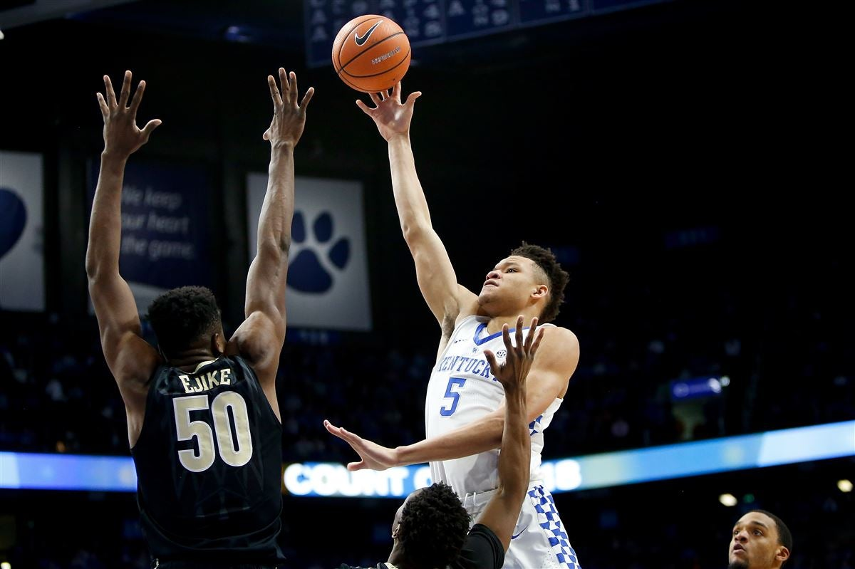Kevin Knox named USBWA National Player Freshman of the Week d1ea6d9b4