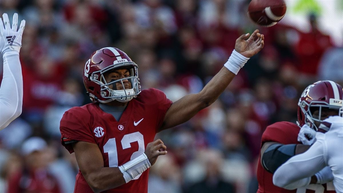 Injury Updates On Tua Tagovailoa Deonte Brown After Msu Game