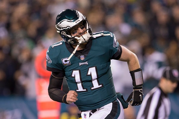 4e1ad6ca Most passing yards in Philadelphia Eagles history