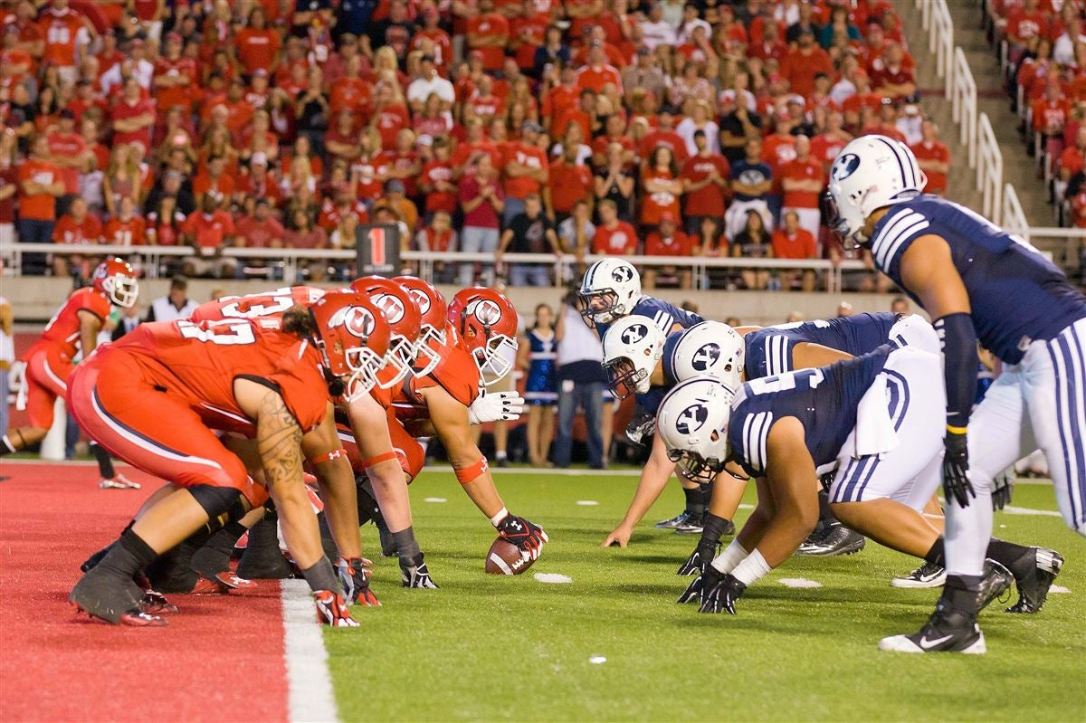 Ranking Utah's eight straight victories over rival BYU
