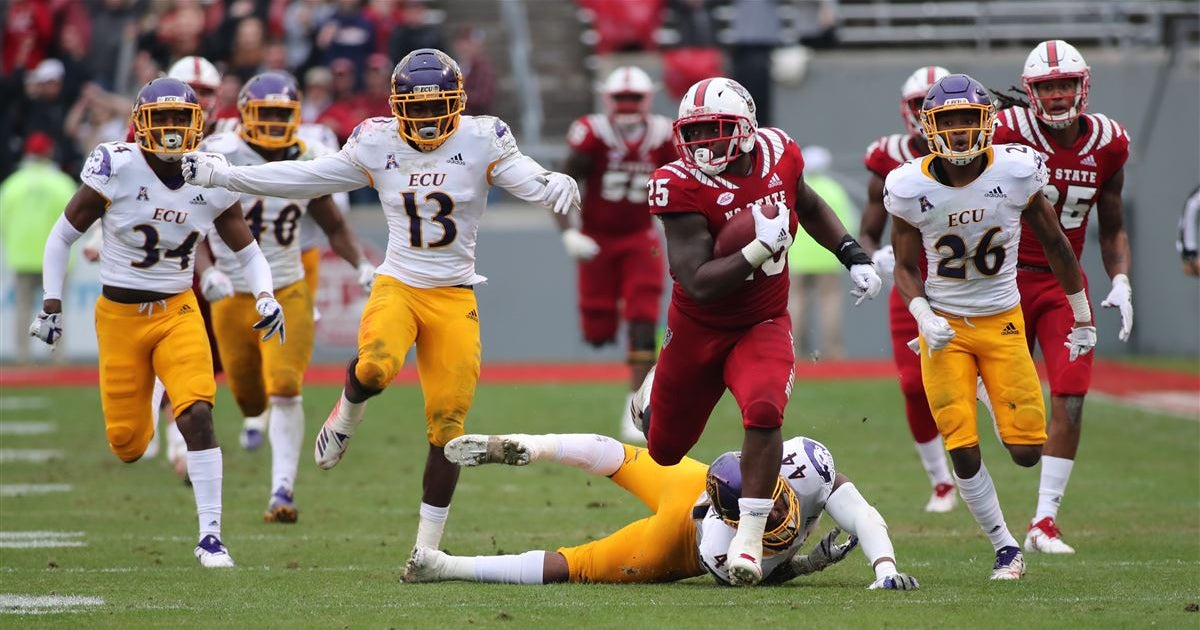 Last year's NC State film has Mike Houston 'sick to his stomach'