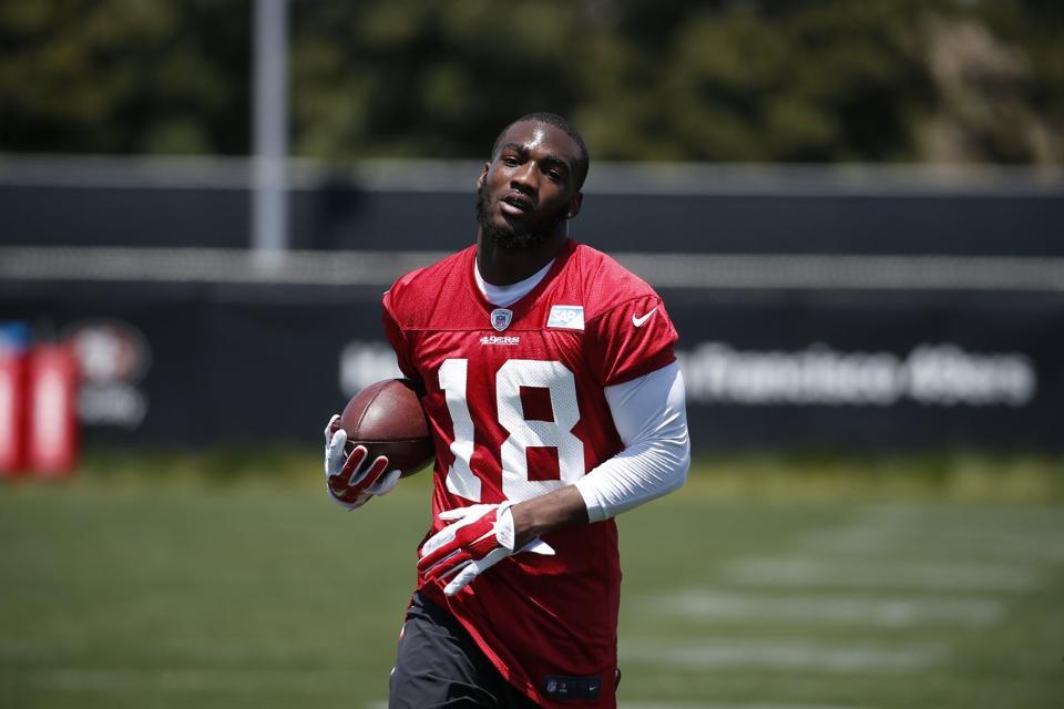 NFL Jerseys Cheap - Amari Cooper: DeAndrew White will make 49ers roster