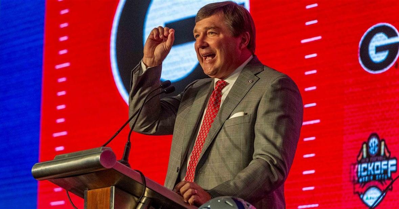 SEC announces Georgia's spot for media days