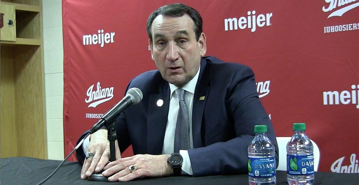 Coach K introduces Duke to Canada