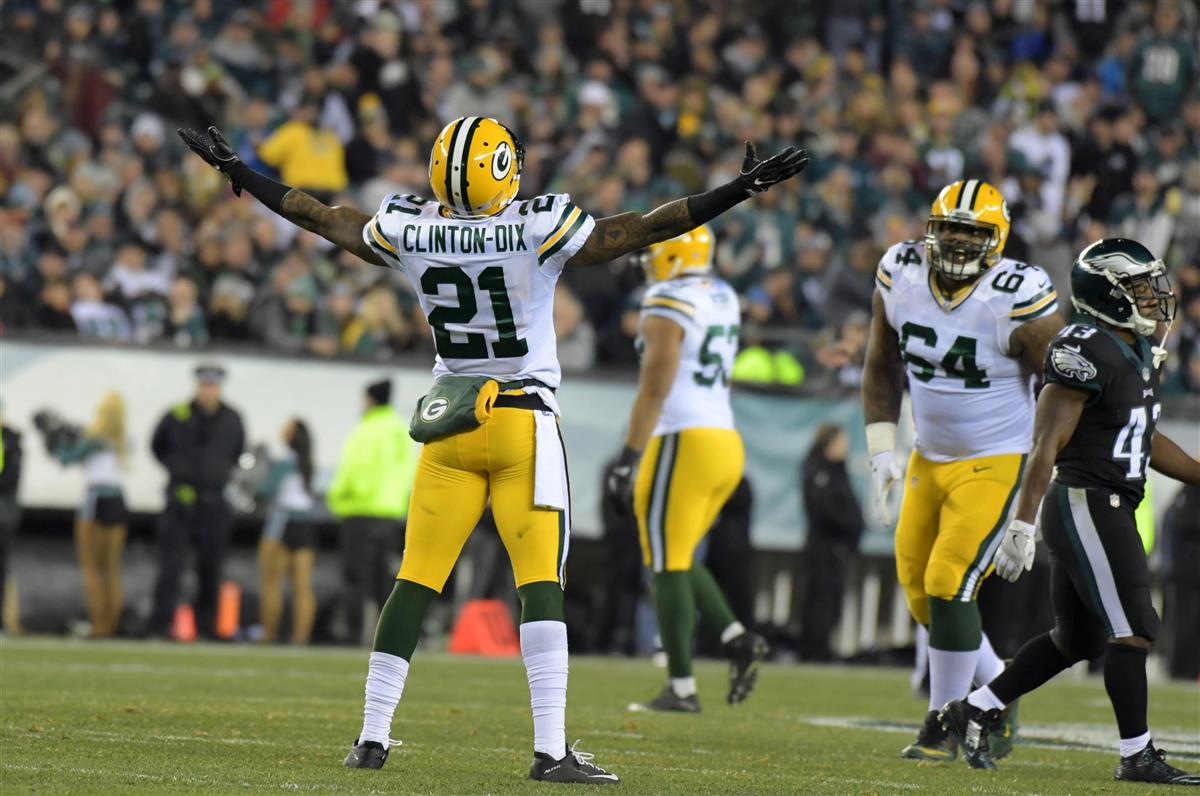Ha Ha Clinton Dix named to NFL All Under 25 team