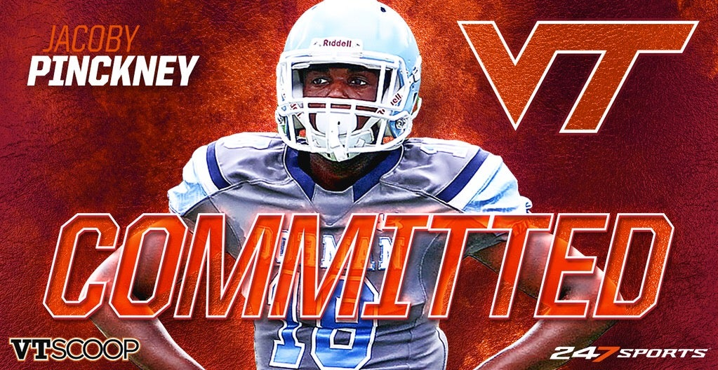 BREAKING - South Carolina wide receiver commits to Virginia Tech