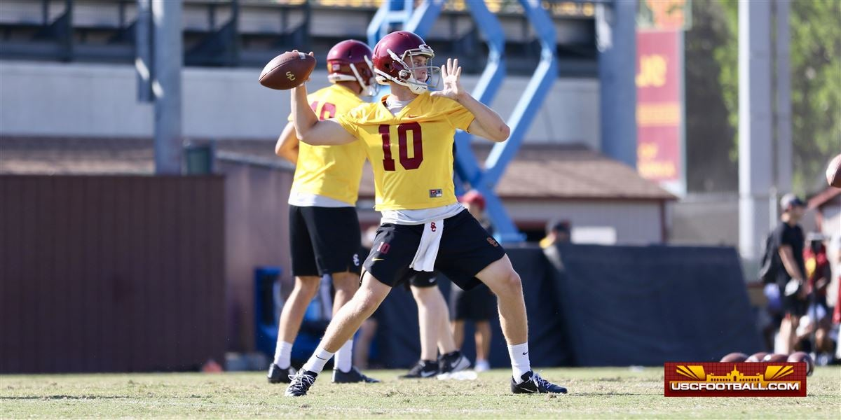 Instant Analysis: USC's Monday fall camp practice