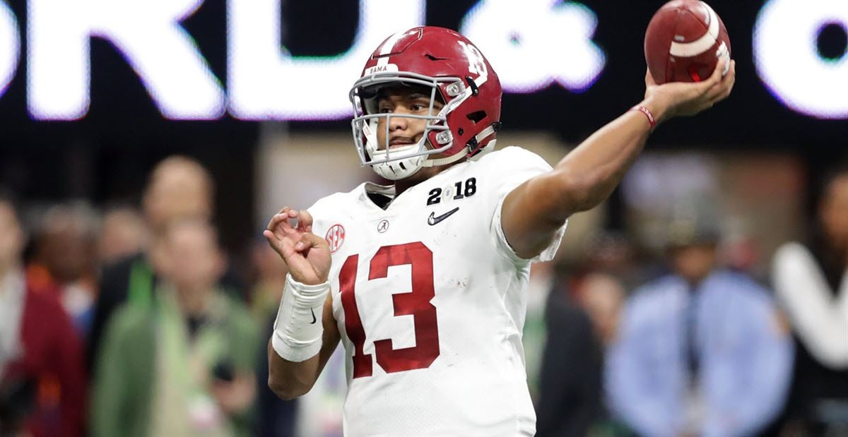 Athlon Sports ranks college football's 25 breakout QBs
