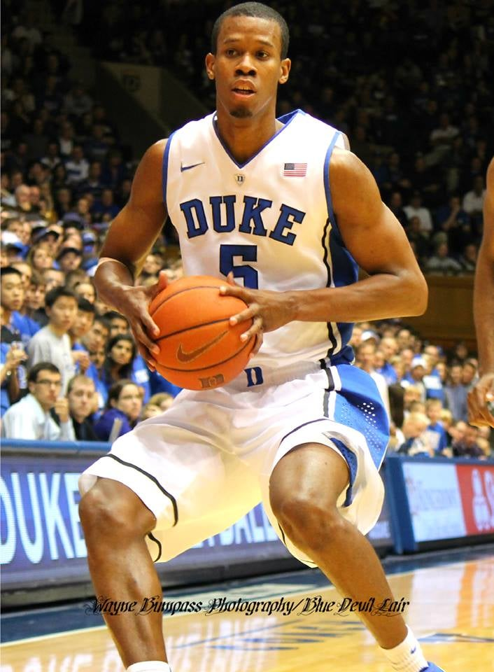 Rodney Hood Duke Small Forward