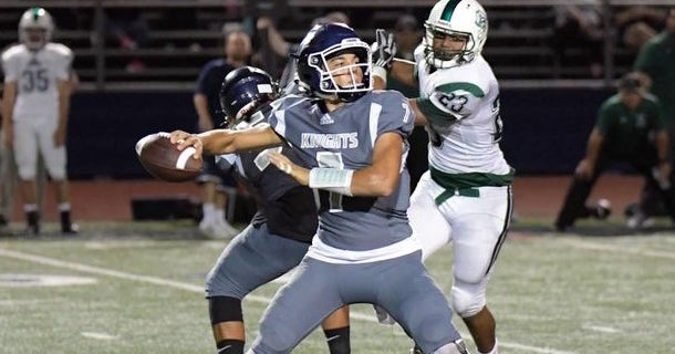 '22 QB Emmett Brown is an exciting young signal caller