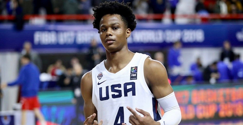 Auburn lands Isaac Okoro