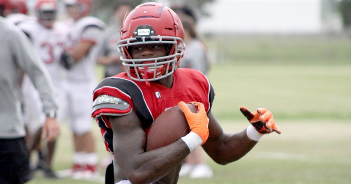 Georgia takes Crystal Ball lead for nation's No. 1 RB