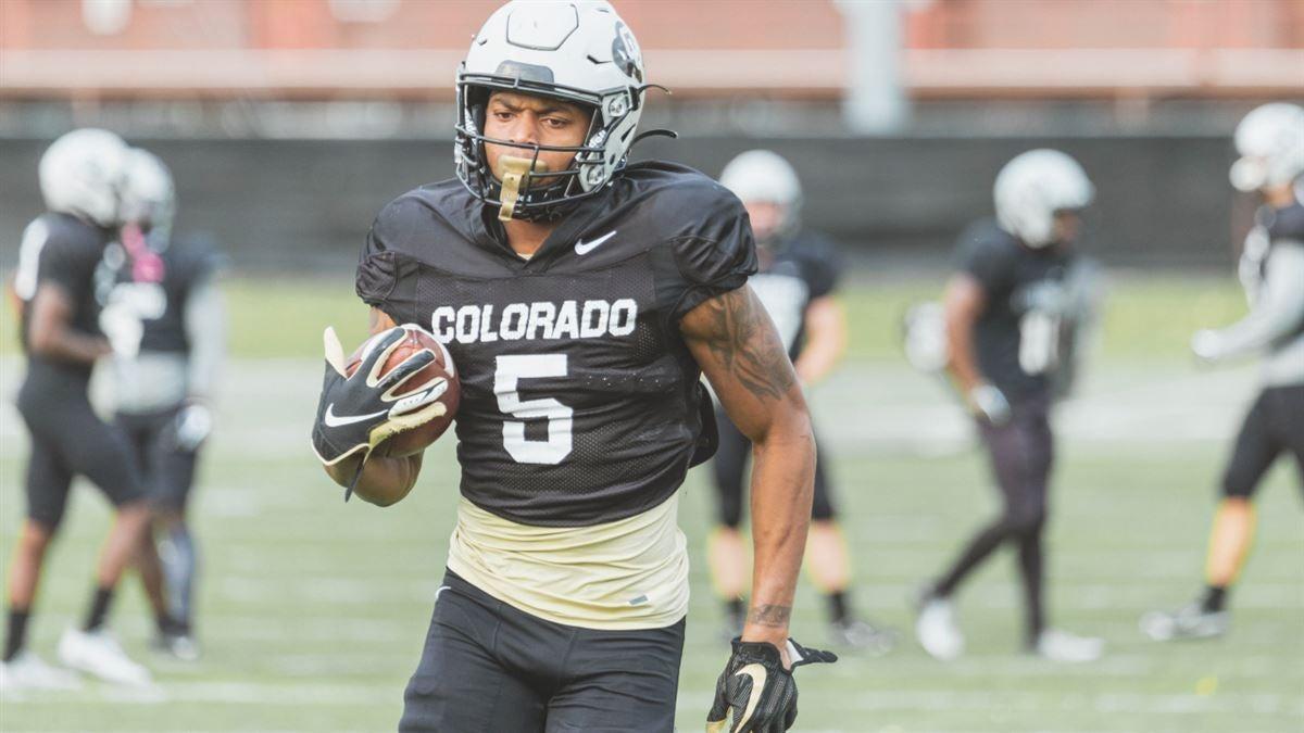 Colorado receiver La'Vontae Shenault suspended 'indefinitely'