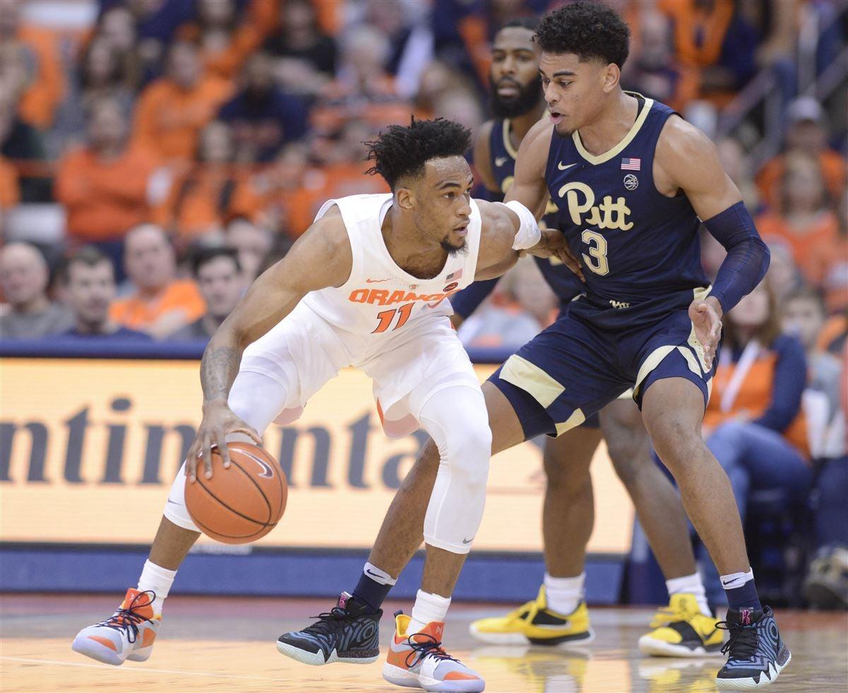 Video Recap Of Pitt Vs Syracuse Men S Basketball