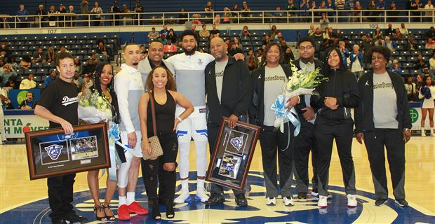 Panthers Roar Past South Alabama 90-75 on Senior Day