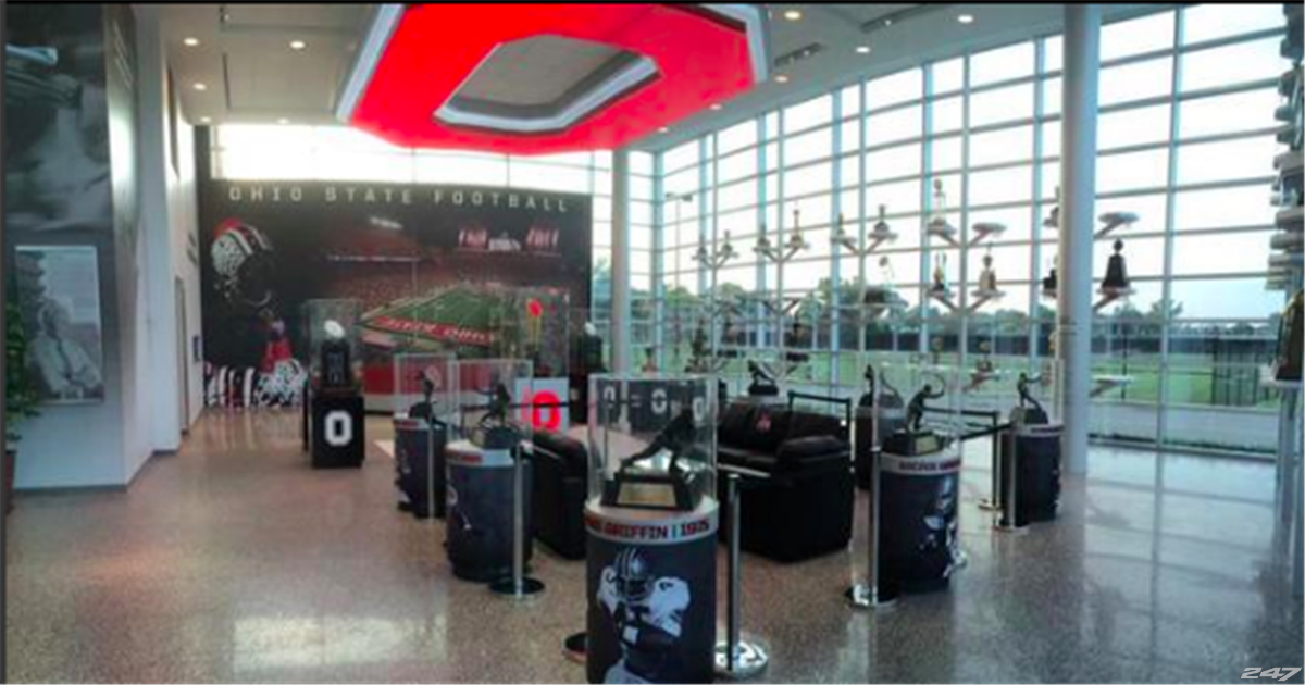 Woody Hayes Athletic Center gets a makeover