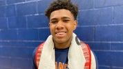 Sophomore guard Jase Richardson is a high major guard