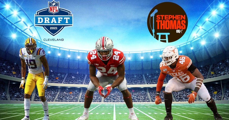 Cleveland Browns Weekly Mock Draft, Week 3