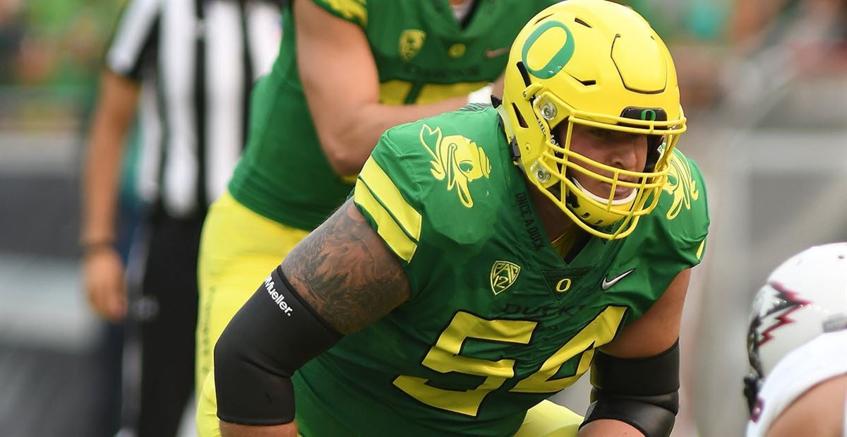 Instant reaction to Oregon's debut spring depth chart