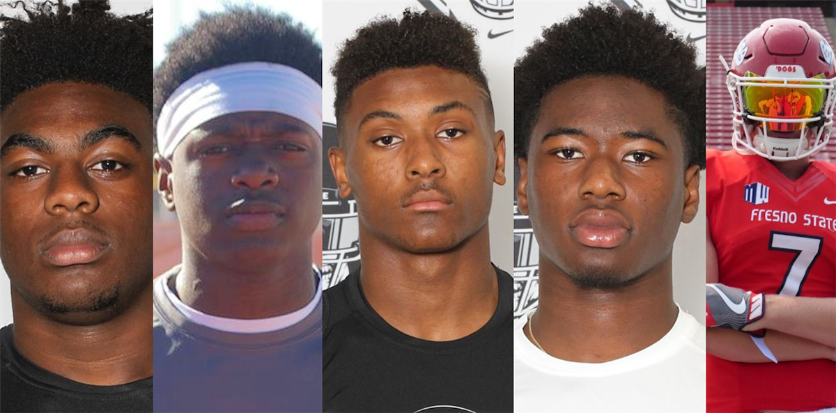 Fresno State lands a whopping SIX football commits in two days