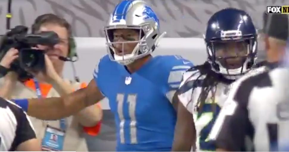 Marvin Jones scores second touchdown for Lions 492453047