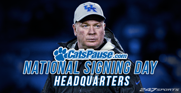 Kentucky National Signing Day Headquarters