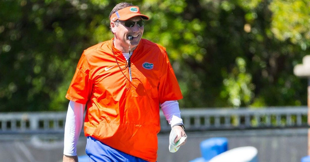 Notes: Mullen building roster differently, UF loses admin & more