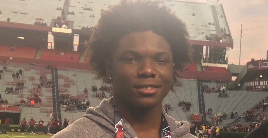 Spring Valley's 2022 QB DQ Smith is one to know