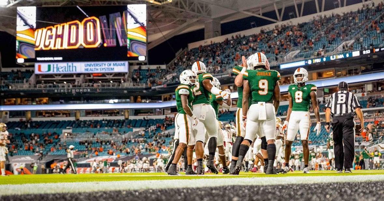 How to watch Miami vs. Pitt Saturday