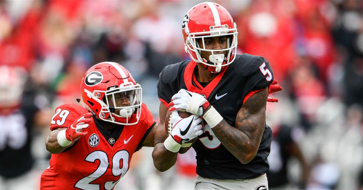 Final projection of Georgia's offensive depth chart for 2019