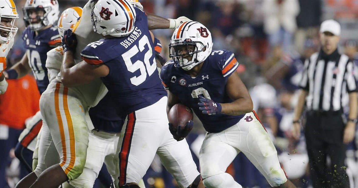 Can Auburn's ground game keep chugging along after injuries?