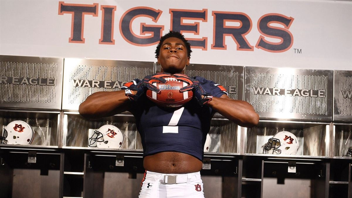 Colby Wooden Commits To Auburn