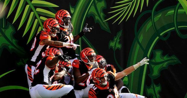 530385e8 Cincinnati Bengals 2019 preseason schedule announced