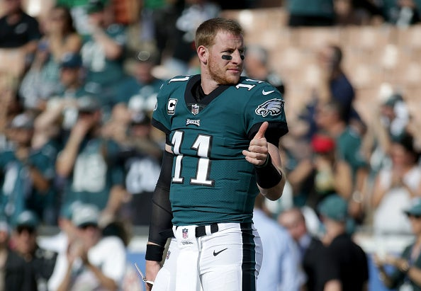 Carson Wentz cleared to resume 11-on-11 drills