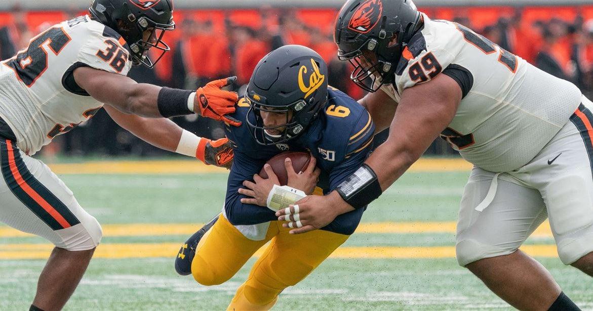 Oregon State Football Opponent Preview: California Golden Bears