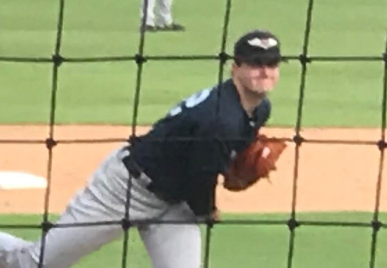 VIDEO: Cazey Mize in Action for Lakeland Flying Tigers
