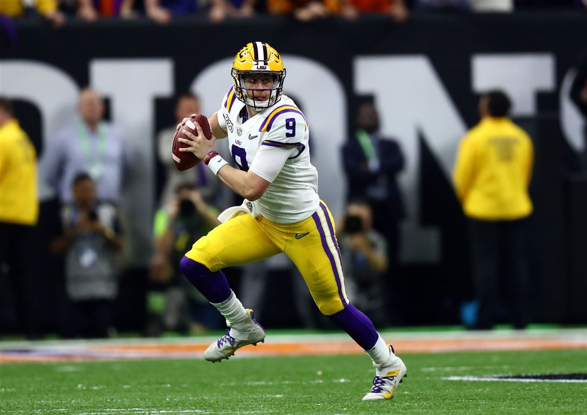 Joe Burrow's father reveals if he's OK being drafted by Bengals