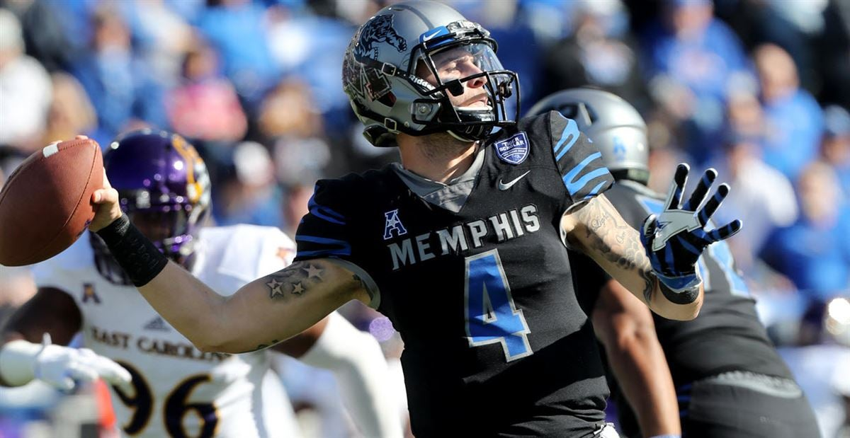 ECU Football Opponent Preview: Memphis Tigers